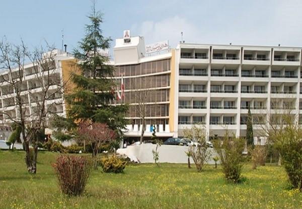 هتل آزادی خزر