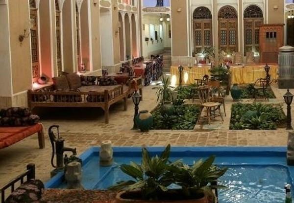 هتل فهادان