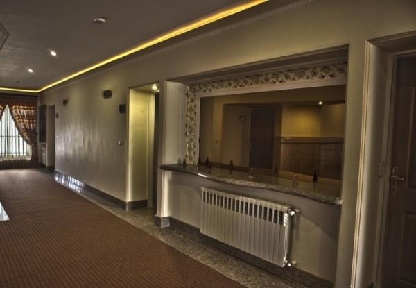 هتل پدیدار خزر