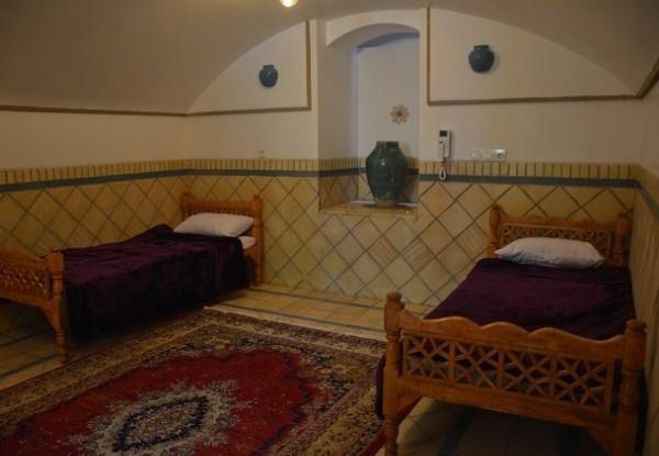 هتل اقامتگاه بومگردی کیان