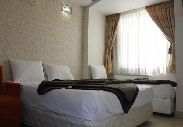 هتل آپارتمان رهپویان عدالت