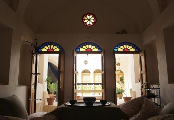 هتل اقامتگاه سنتی سرای امیر