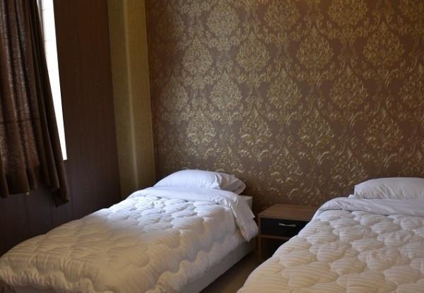 هتل زنده  رود