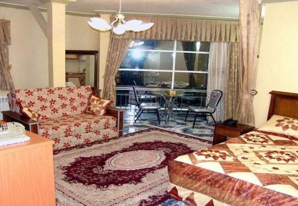 هتل آپارتمان مینا