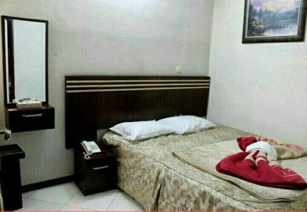 هتل آپارتمان رضوان