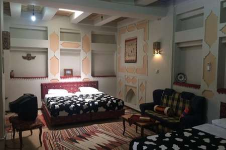 هتل ارگ تاریخی گوگد