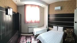 هتل آپارتمان جیحون