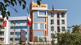هتل آپارتمان کیمیا پارسی