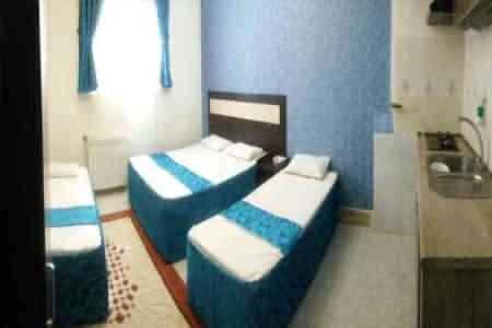 هتل آپارتمان یاسین نور